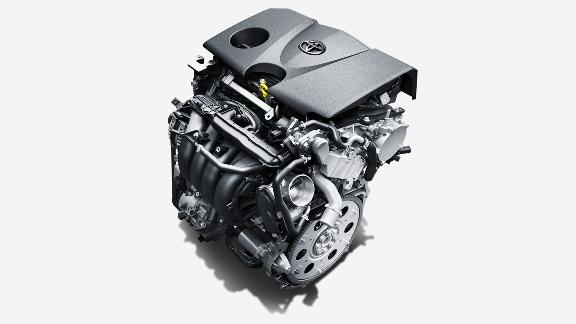 新型RAV4が低燃費の理由