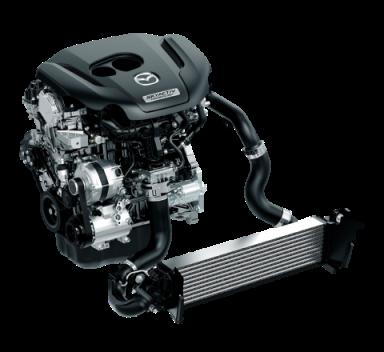 新型CX-5のガソリンエンジンとディーゼルエンジンの違い
