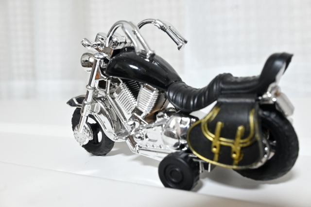 バイクの新車は値引き