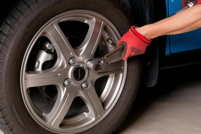 タイヤ交換方法のおすすめ